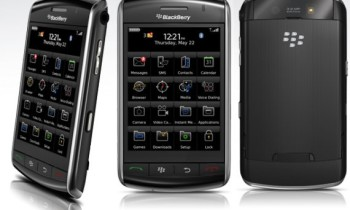 Blackberry Storm — Cadillac среди смартфонов